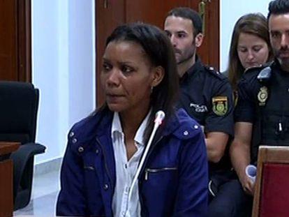 """Ana Julia Quezada confiesa que mató al niño Gabriel Cruz. En vídeo, Ana Julia Quezada: """"Yo no quería matarlo, solo quería que se callase""""."""