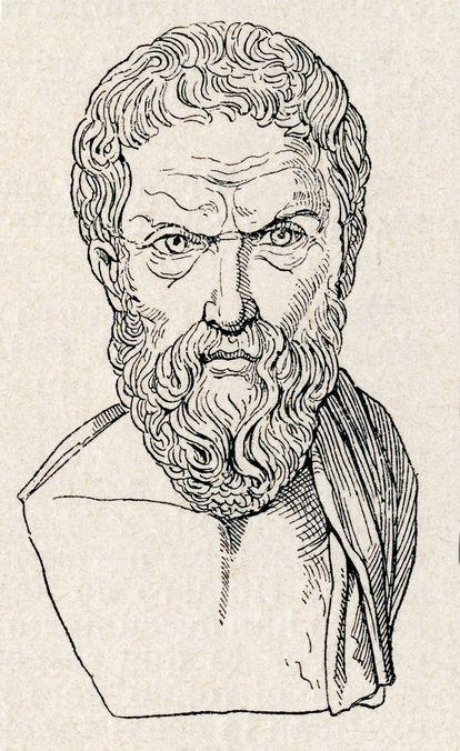 Epicuro, el que nos enseñó que se puede gozar, pero sin pasarse.