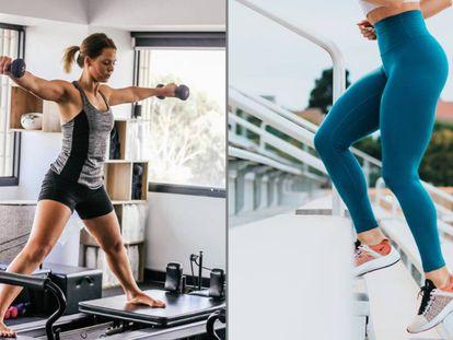 Seleccionamos una serie de productos 'fitness' para hacer deporte al aire libre o quedarte en casa ejercitándote.