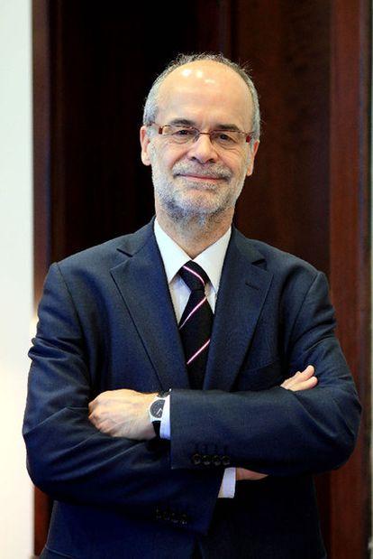 El consejero de Economía de Cataluña, Antoni Castells.