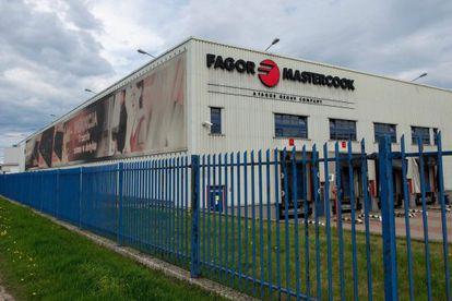 La fábrica de Fagor Mastercook, en Wroclaw, Polonia.