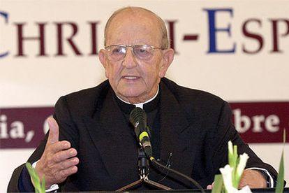 El sacerdote mexicano Marcial Maciel, fundador de los Legionarios de Cristo.