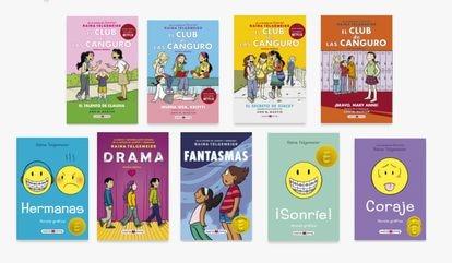Libros escritos por Raina Telgemeiner.