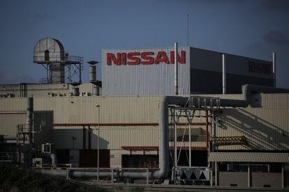 Instalaciones de Nissan Zona Franca.