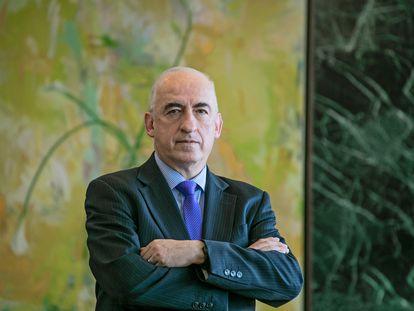 El gerente general del Banco de la República de Colombia, Leonardo Villar.