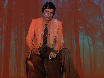 Eduardo González Arenas, alias 'Eddie', fotografiado en 1984.