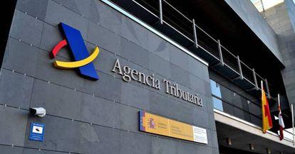 Una oficina de la Agencia Tributaria.