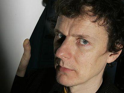 El realizador francés y director de vídeos musicales Michel Gondry.