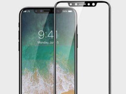 El iPhone del aniversario carecerá de marcos y botón  home , dedicando toda su superficie a la pantalla táctil
