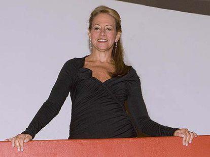 La nueva directora del Museo Guggenheim de Nueva York, Lisa Dennison.
