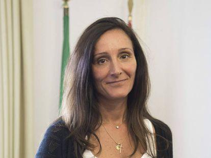 La juez María Núñez, instructora del caso de los avales de la Junta andaluza.