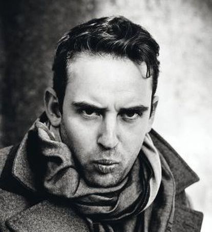 El escritor Joël Dicker.