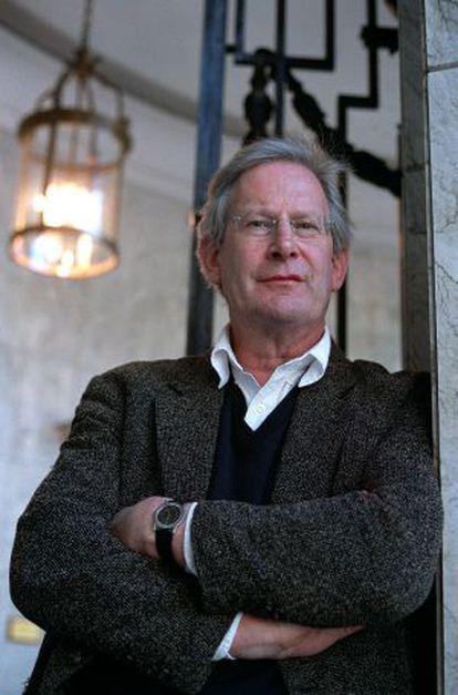 El director de orquesta John Eliot Gardiner.