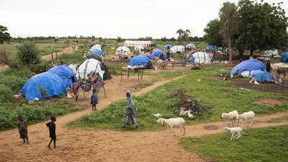 Afueras de Mopti (Malí), en septiembre de 2019.