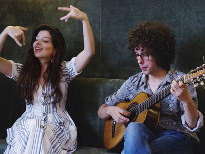La historia del disco de Soleá Morente y Alonso Díaz que se gestó en bares de Granada