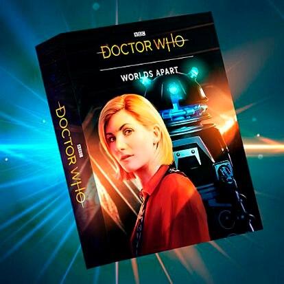 'Revolution of the Daleks Pack', uno de los NFT de la BBC.