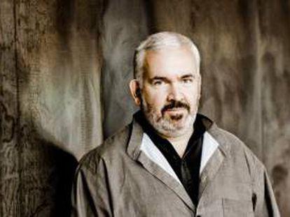 El director de orquesta Minkowski.