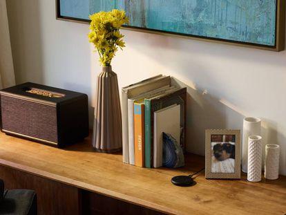 El Echo Input es un adaptador que dota de inteligencia a cualquier sistema de sonido en el hogar.