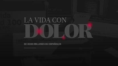 La vida con dolor crónico de ocho millones de españoles