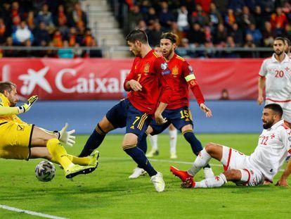 España se enfrenta a Malta en el partido de clasificación para la Eurocopa 2020