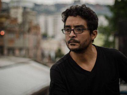 El cineasta venezolano, Rober Calzadilla.