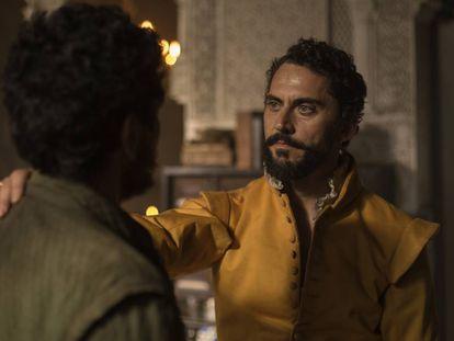 El actor Paco León, en la serie 'La peste'.