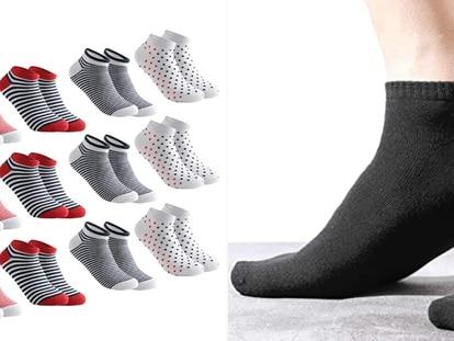 El complemento ideal tanto para el día a día como para hacer deporte, sin duda los calcetines tobilleros no pueden faltar en el armario.