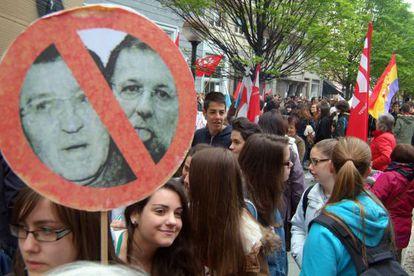 Manifestación de A Coruña