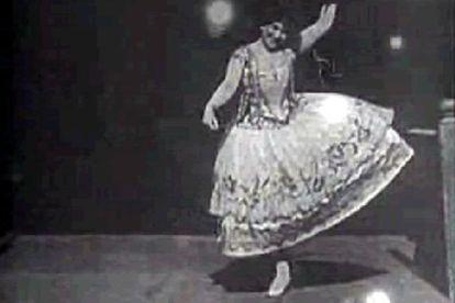 """Google Vídeo ofrece desde hoy películas históricas del Archivo Nacional de EE UU. La más antigua, de 1894, muestra a la """"famosa gitana española"""" Carmencita bailando."""