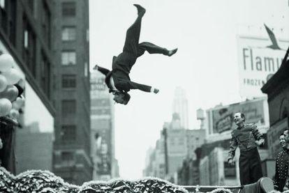 New York, años 1950.