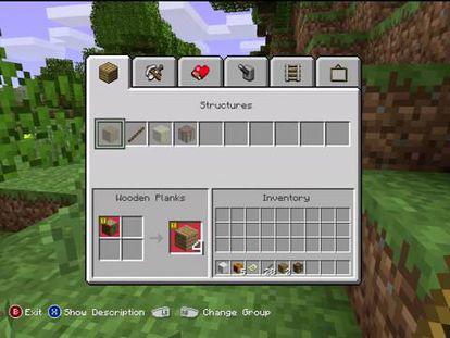 Análisis de 'Minecraft' en Xbox 360.