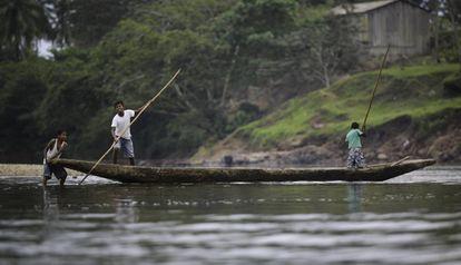 Pueblos indígenas del Caribe de Nicaragua.