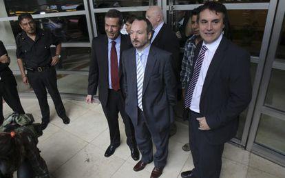 El titular de la Autoridad Federal de Servicios de Comunicación Audiovisual, Martín Sabbatella.