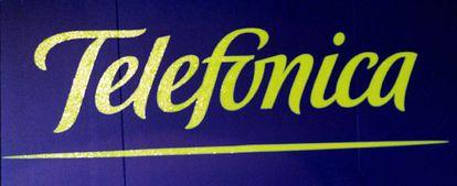 Logo de Telefónica.
