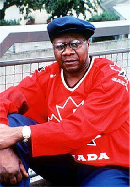 Papa Wemba, en una imagen de 1999.