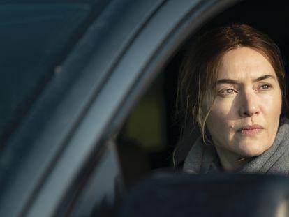 Kate Winslet, en 'Mare of Easttown'.