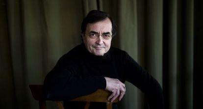 El pianista Pierre Laurent Aimard.