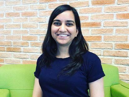 Kriti Sharma, experta en inteligencia artificial.