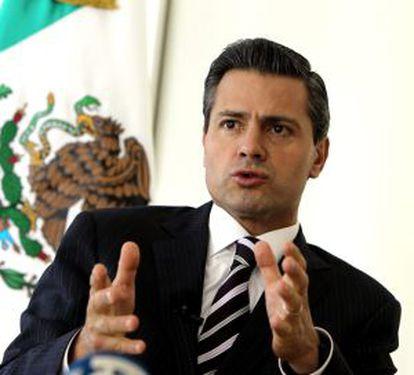 Enrique Peña Nieto, en Ciudad de Panamá.