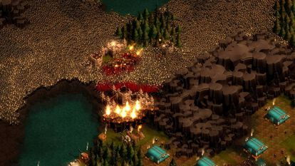 Imagen del videojuego español 'They are billions' (Numantian Games).