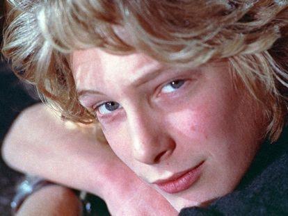 Fotograma de 'The Most Beautiful Boy in the World', con Björn Andrésen de joven.