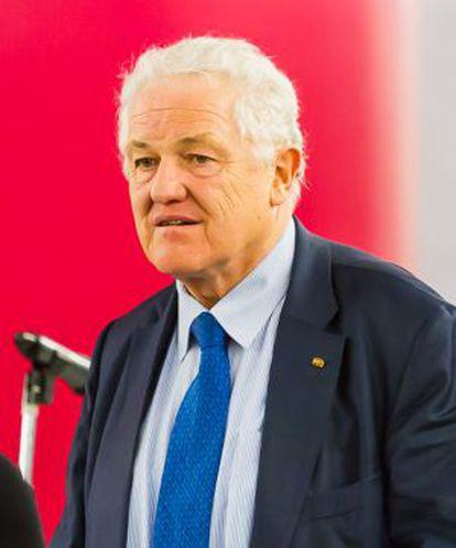 El director del encuentro Get2Gather 2015 y de la ONG europea Frankfurter Zukunftsrat.