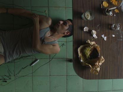 Fotograma de 'Una película de policías'.