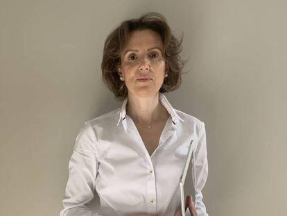 Cristina Ruiz, consejera directora general de tecnologías de la información de Indra.