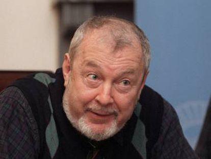 El filósofo Clément Rosset, en 2002.