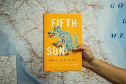 Portada del libro Fifth Sun de Camilla Townsend.