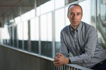 El investigador David Comas, del Instituto de Biología Evolutiva de Barcelona.