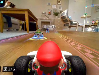 'Mario Kart Live: Home Circuit'; el Scalextric del siglo XXI