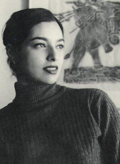 Jhumpa Lahiri, escritora estadounidense de origen indio
