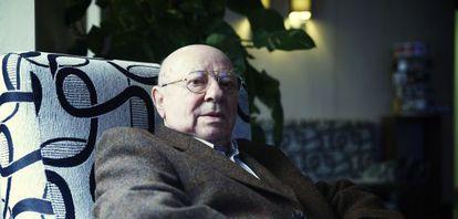 El alemán Harry Natowitz perdió a 20 familiares durante el Holocausto.